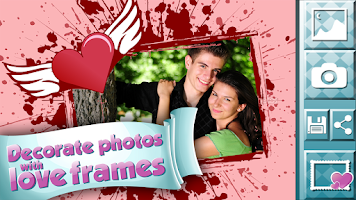 Screenshot of Love Pictures – Photo Frames