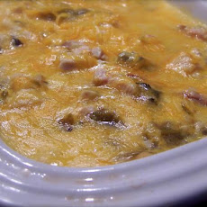 Turkey-Chile Casserole