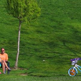 by Alain Labbe Alain - City,  Street & Park  City Parks