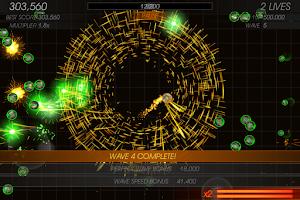 Screenshot of Ballistic SE.