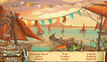 Screenshot of Hidden Object - Lost Gold FREE