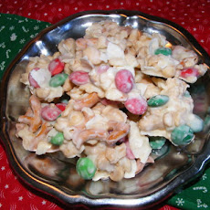 Christmas Bark Candy