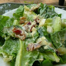 Old-Fashioned Wilted Lettuce
