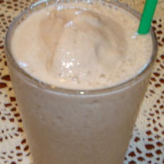 Susan's Vive (Or Banana Chocolate Smoothie)