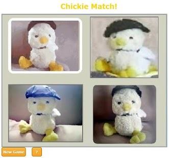 Chickie Match! - screenshot