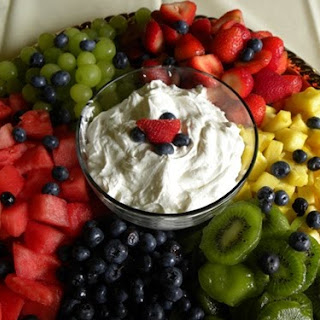 Yummy Fruit Dip