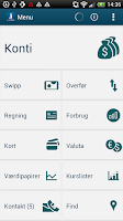 Screenshot of GrønlandsBANKEN