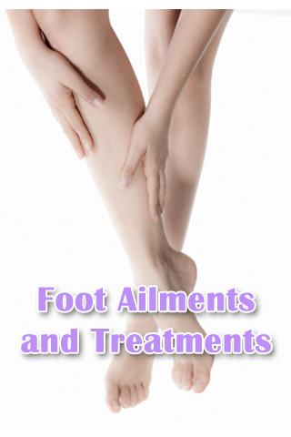 Foot Ailments and Treatments