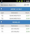 Screenshot of Marseille TRANSPORT