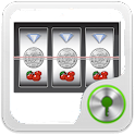 Slot Machine Theme Go Locker icon