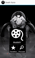 Screenshot of Assistir Death Note Free