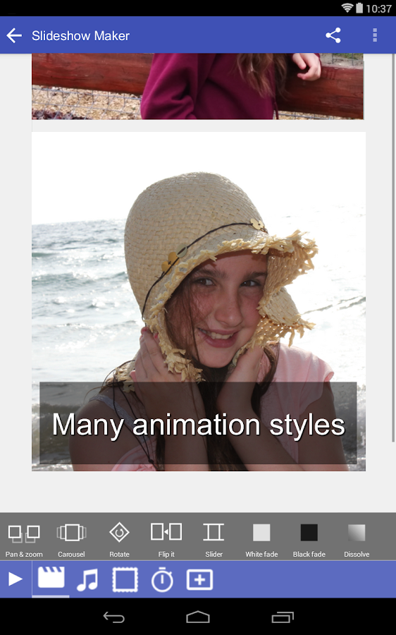 Slideshow Maker Screenshot 12