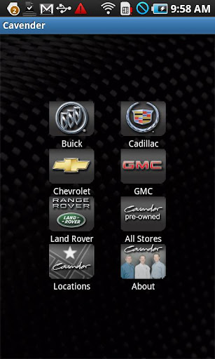 Cavender Auto Group Mobile