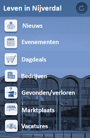 Screenshot of Leven in Nijverdal