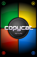 Screenshot of CopyCat - Simon Says Game
