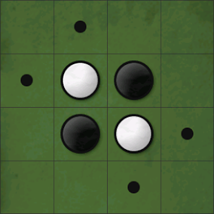 Reversi for Wear Screenshot