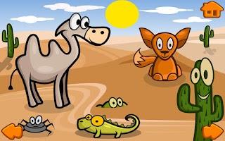 Screenshot of Toddler - fun for toddlers