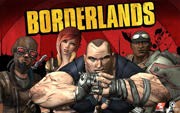 Telltale Games and Gearbox collaborating on a Borderlands adventure series