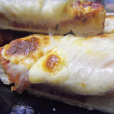 Jan's Pizza Bread