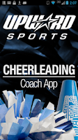 Screenshot of Upward Cheerleading Coach