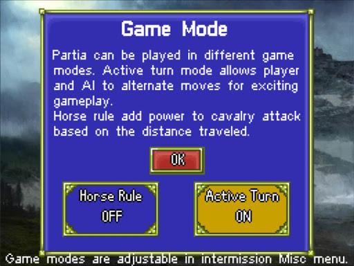 Partia 2 - screenshot