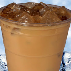 Iced Mexican Chocolate Express