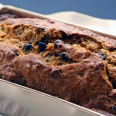 Pumpkin-Chocolate Chip Loaf Cake