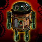 Steampunk Go Launcher Ex Theme icon