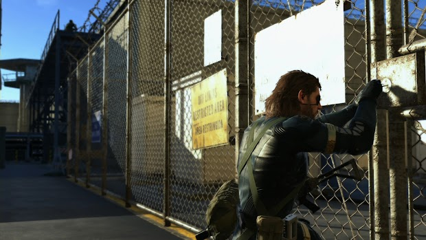 Registering Metal Gear Solid V: Ground Zeroes points to release window for The Phantom Pain
