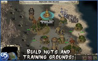 Screenshot of Totem Tribe Gold