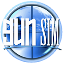 GunSim Rifle Zero Ballistics icon