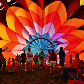 In The Heart Of The Balloon by Rhonda Rossi - Transportation Other (  )