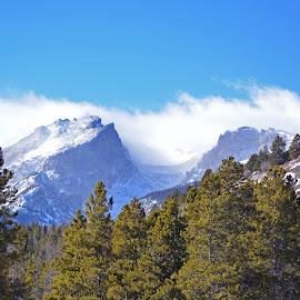 Rockies by Ken Sponsler - Landscapes Mountains & Hills