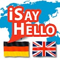 iSayHello Deutsch - Englisch icon