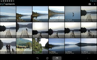 Screenshot of Rawpal Gallery Lite
