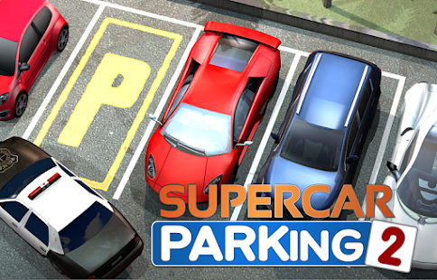 Supercar Parking 2- screenshot thumbnail
