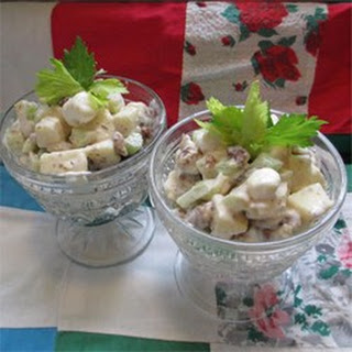 Waldorf Salad With Marshmallows Recipes