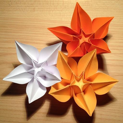華麗的摺紙動態壁紙 娛樂 LOGO-玩APPs