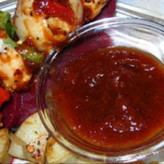 Chipotle Cherry Barbecue Sauce