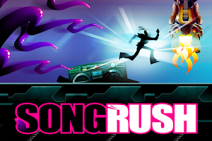 Screenshot of Song Rush