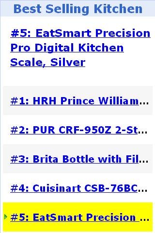 Best Selling Kitchen