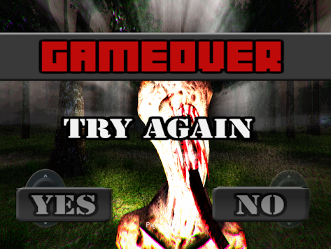 Slenderman Evolution NO ADS apk screenshot