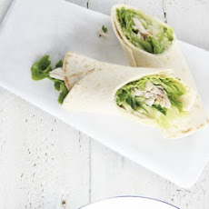 Turkey & Spring Onion Wraps
