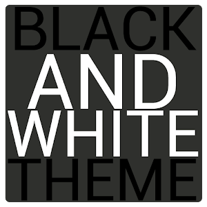 Black White Icon Theme Free Android Apps On Google Play