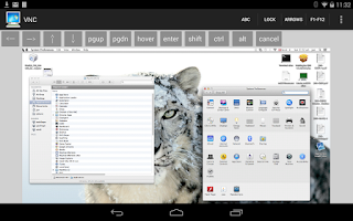 Screenshot of Mocha VNC Lite