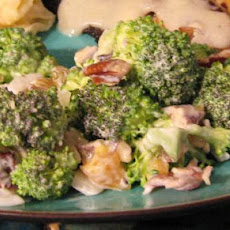 Broccoli Salad With Apricots