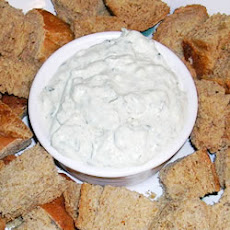 Pumpernickel Spinach Dip I