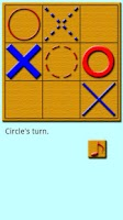 Screenshot of Vanishing Tic-Tac-Toe
