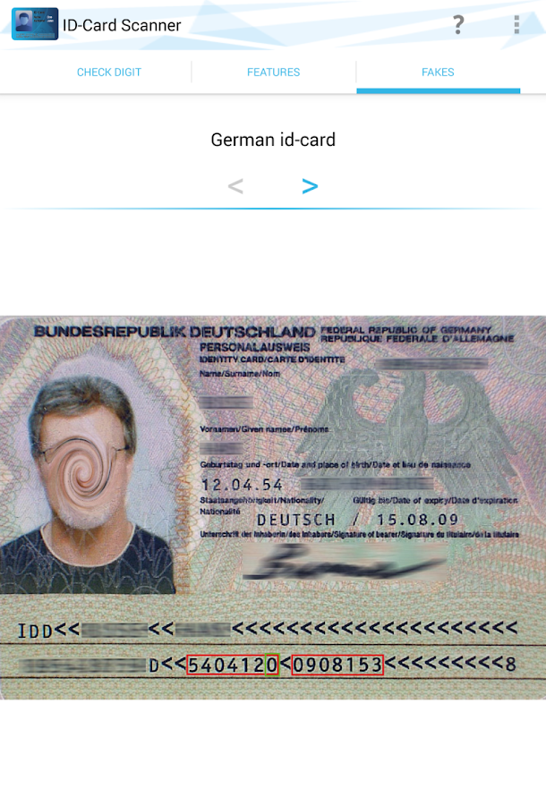ID Card Scanner Pro Screenshot 6
