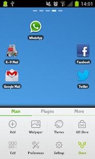 App GO Launcher Fonts APK for Windows Phone